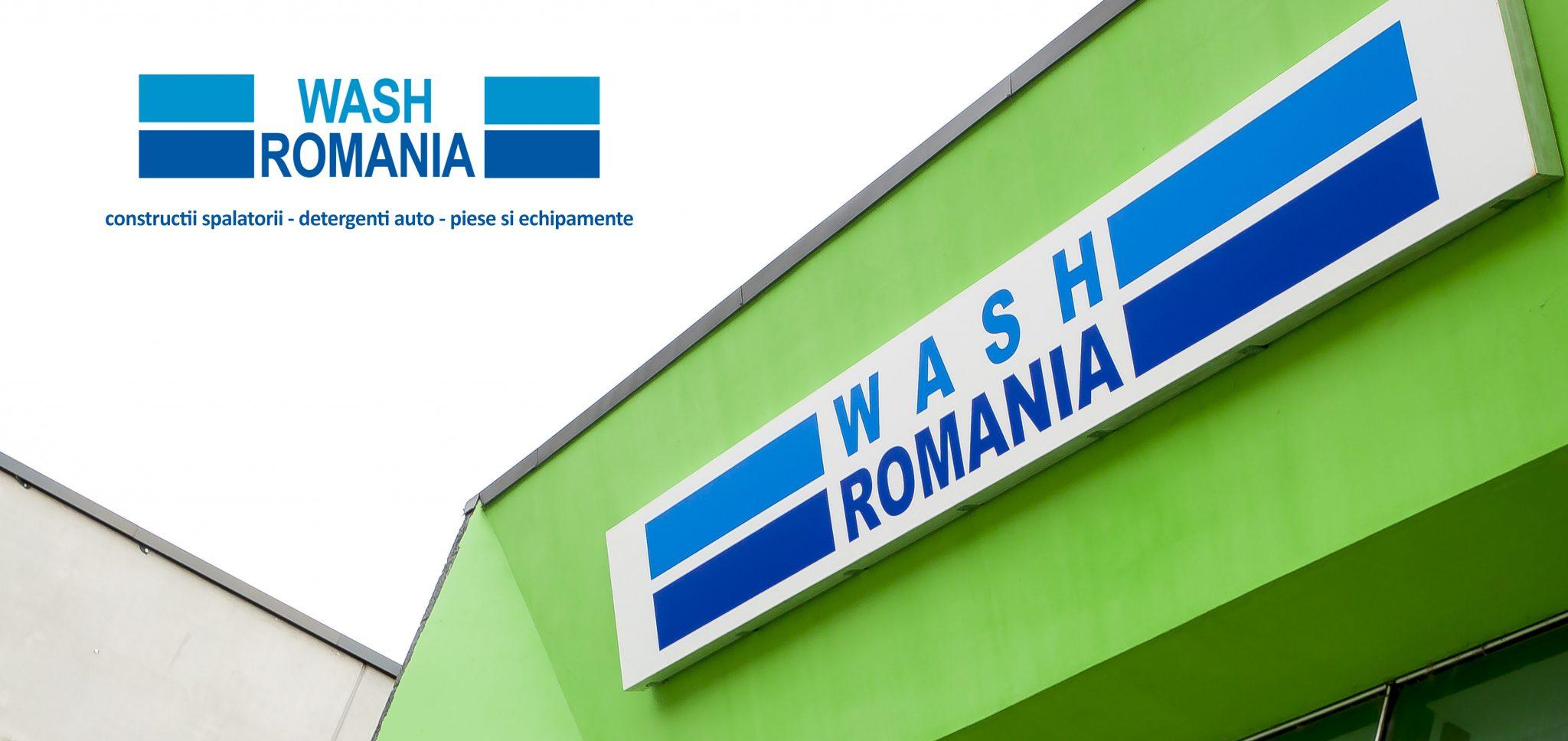 WashRomania constructii spalatorii detergenti piese