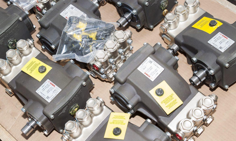 pompe inalta presiune HAWK spalatorii self service 2
